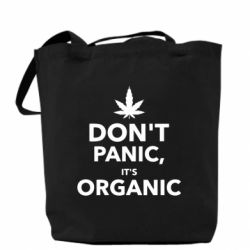 Сумка Dont panic its organic