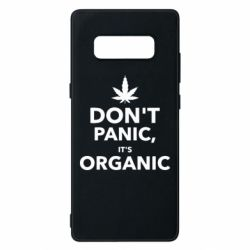 Чехол для Samsung Note 8 Dont panic its organic