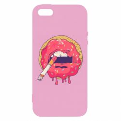 Чехол для iPhone5/5S/SE Donut SWAG - FatLine