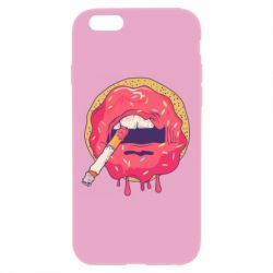 Чехол для iPhone 6/6S Donut SWAG - FatLine