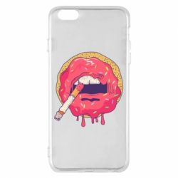 Чехол для iPhone 6 Plus/6S Plus Donut SWAG - FatLine