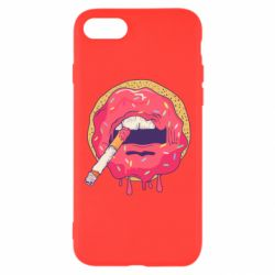 Чехол для iPhone 7 Donut SWAG - FatLine