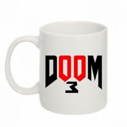Кружка 320ml Doom 3 - FatLine
