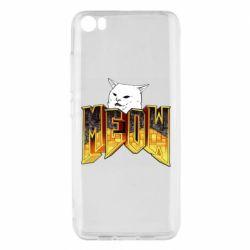 Чехол для Xiaomi Mi5/Mi5 Pro Doom меов cat