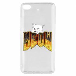 Чехол для Xiaomi Mi 5s Doom меов cat