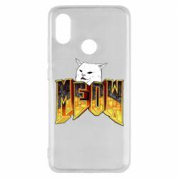 Чехол для Xiaomi Mi8 Doom меов cat