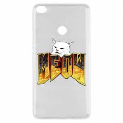 Чехол для Xiaomi Mi Max 2 Doom меов cat