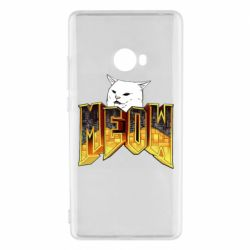 Чехол для Xiaomi Mi Note 2 Doom меов cat