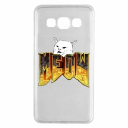 Чохол для Samsung A3 2015 Doom меов cat
