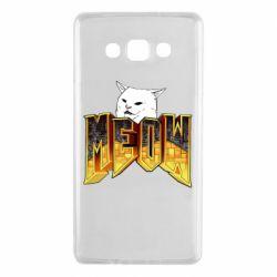Чохол для Samsung A7 2015 Doom меов cat