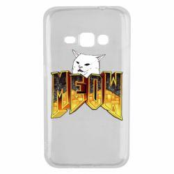Чохол для Samsung J1 2016 Doom меов cat