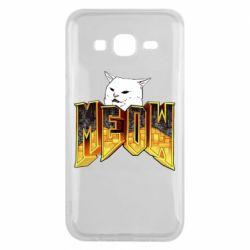 Чохол для Samsung J5 2015 Doom меов cat