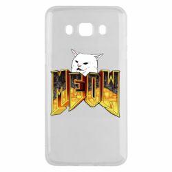 Чохол для Samsung J5 2016 Doom меов cat