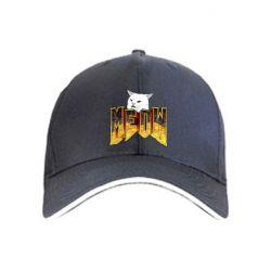 Кепка Doom меов cat