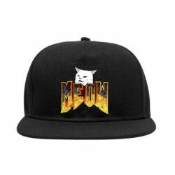 Снепбек Doom меов cat