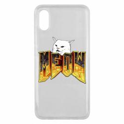 Чехол для Xiaomi Mi8 Pro Doom меов cat