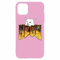 Чохол для iPhone 11 Doom меов cat