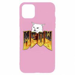 Чохол для iPhone 11 Pro Max Doom меов cat