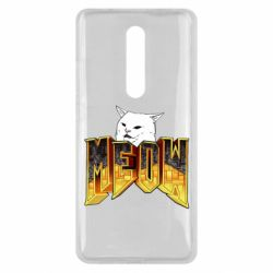 Чехол для Xiaomi Mi9T Doom меов cat