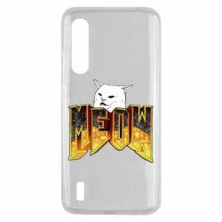 Чехол для Xiaomi Mi9 Lite Doom меов cat