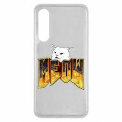 Чехол для Xiaomi Mi9 SE Doom меов cat