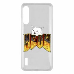 Чохол для Xiaomi Mi A3 Doom меов cat