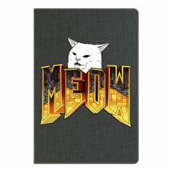 Блокнот А5 Doom меов cat