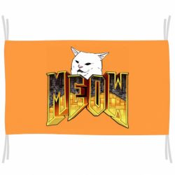 Прапор Doom меов cat