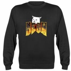 Реглан (світшот) Doom меов cat
