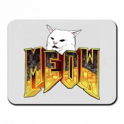 Килимок для миші Doom меов cat