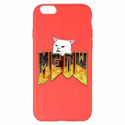 Чохол для iPhone 6 Plus/6S Plus Doom меов cat