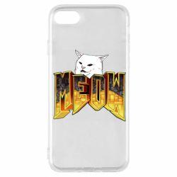 Чохол для iPhone 7 Doom меов cat