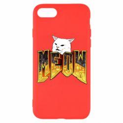 Чохол для iPhone 8 Doom меов cat