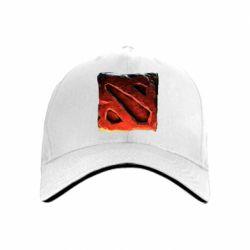 кепка Dota 2 3d Logo - FatLine