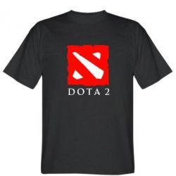 Мужская футболка Dota 2 Big Logo - FatLine
