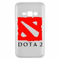 Чехол для Samsung J1 2016 Dota 2 Big Logo