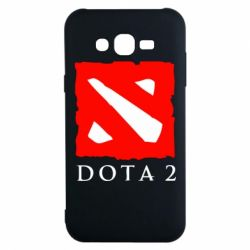 Чехол для Samsung J7 2015 Dota 2 Big Logo