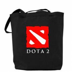 Сумка Dota 2 Big Logo - FatLine