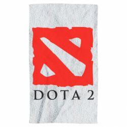 Полотенце Dota 2 Big Logo