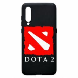 Чехол для Xiaomi Mi9 Dota 2 Big Logo