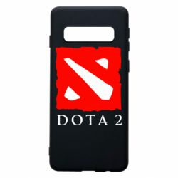Чехол для Samsung S10 Dota 2 Big Logo