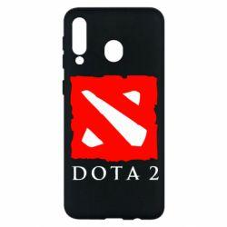 Чехол для Samsung M30 Dota 2 Big Logo