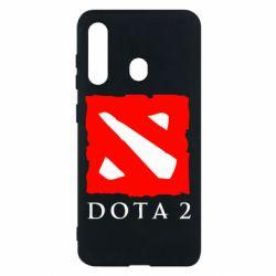 Чехол для Samsung M40 Dota 2 Big Logo