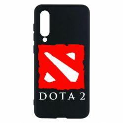 Чехол для Xiaomi Mi9 SE Dota 2 Big Logo