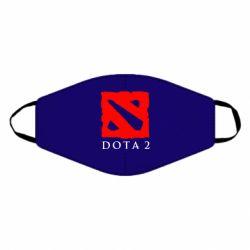 Маска для лица Dota 2 Big Logo