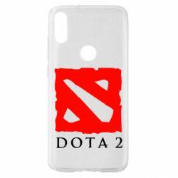 Чехол для Xiaomi Mi Play Dota 2 Big Logo