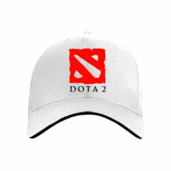 Кепка Dota 2 Big Logo - FatLine