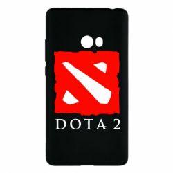 Чехол для Xiaomi Mi Note 2 Dota 2 Big Logo
