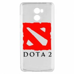 Чехол для Xiaomi Redmi 4 Dota 2 Big Logo