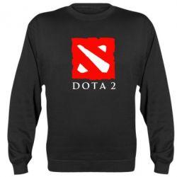 Реглан Dota 2 Big Logo - FatLine
